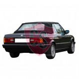 BMW 3 Series E30 1987-1993 - fabric convertible top (manual) Mohair®