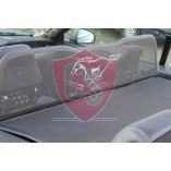 Ford Mustang 6 Wind Deflector - Pony Logo - 2014-present