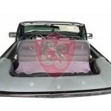 Ford Mercury Capri Wind Deflector - Black 1989-1994