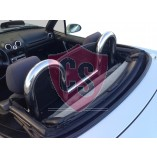 Mazda MX-5 NA & NB Wind Deflector Roll Bars 1989-2005