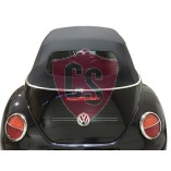 Volkswagen New Beetle 1Y7 mohair hood 2002-2011 - Manual operated