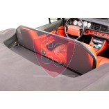 Porsche 944 & 968 Wind Deflector Double Frame - Black 1989-1995