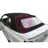 Volkswagen Golf 3 & 4 Convertible Glass Window - Heated 1993-2002