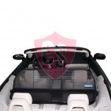 Lexus IS 250 Aluminium Wind Deflector - Black 2006-2013