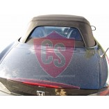 Honda S2000 PVC cabriolet hood - glass rear window 1999-2002