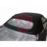 MGF / TF Sportster fabrics hood with glass rear window 1996-1998