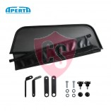 Ford Mercury Capri Wind Deflector - Black 1989-1994