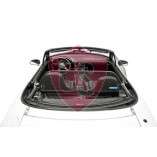 Mazda MX-5 NA & NB Aluminium Wind Deflector - Black 1989-2005