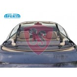 Mitsubishi Eclipse Wind Deflector Single Frame - 2000-2005