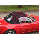 Mazda MX-5 NA convertible hood with PVC rear window 1989-1997