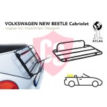 Volkswagen New Beetle Cabrio Luggage rack | 1Y7 BLACK EDITION