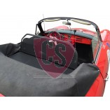 Porsche 356 A / B / C Roadster Wind Deflector Double Frame - 1950-1965
