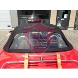MGF / TF mohair hood - PVC rear window 1998-2005 (2 section hood)