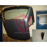 Mercedes-Benz R129 SL Hardtop Wall Mounting Kit