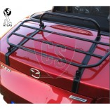 Mazda MX-5 ND (Mk4) Roadster Luggage Rack - BLACK EDITION 2015-present