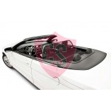 Chrysler Sebring Aluminium Wind Deflector US Version - Black 2007-2010
