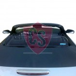 Ford Thunderbird Aluminium Wind Deflector - Black 2000-2005