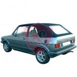Volkswagen Golf 1 1979-1993 - Fabric convertible top Sonnenland A5.3M