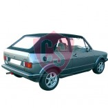 Volkswagen Golf 1 1979-1993 - Fabric convertible top Stayfast