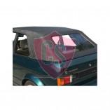 Volkswagen Golf 1 1979-1993 - PVC convertible with OEM grain