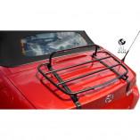 Mazda MX-5 ND (Mk4) Roadster Luggage Rack - BLACK EDITION 2015-present
