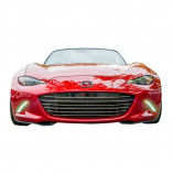 Front grill Mazda MX-5 ND/RF - Chrome Tube 1
