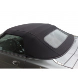 MGF / TF 1998-2005 - Fabric Convertible Top Mohair® Glass Window