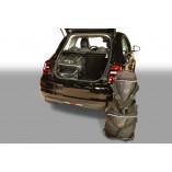 Fiat 500 (+ cabrio) 2007-present 3d Car-Bags travel bags