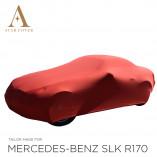 Mercedes-Benz SLK R170 Indoor Car Cover - Tailored - Red