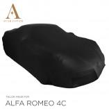 Alfa Romeo 4C Spider 2015-present Indoor Car Cover