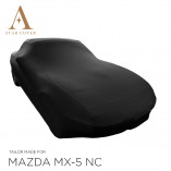 Mazda MX-5 NC Indoor Cover - Black