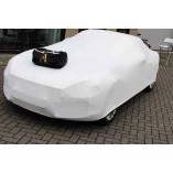 Fiat 124 Spider - Indoor Car Cover - White