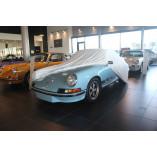 Porsche 911 F-model 1968-1974 Indoor Car Cover - White