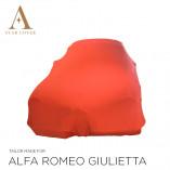 Alfa Romeo Giulietta Spider Indoor Car Cover - Tailored - Red