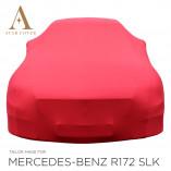 Mercedes-Benz SLK SLC R172 Indoor Car Cover - Tailored - Red