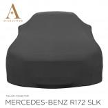 Mercedes-Benz SLK SLC R172 Indoor Car Cover - Tailored - Black