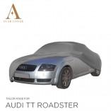 Audi TT 8N Roadster Indoor Car Cover - Tailored - Silvergrey