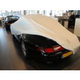 Porsche 911 993 1993-1998 Indoor Car Cover - White