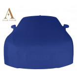 Ferrari Testarossa Indoor Cover - Blue with Mirror Pockets