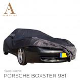 Porsche Boxster 981 Outdoor Cover - Star Cover