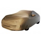 Porsche 911 997 Outdoor Cover - Star Cover - Khaki - Mirror Pockets