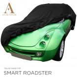 Smart Roadster Outdoor Cover - Black