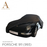 Porsche 911 993 Cabrio 1995-1998 Outdoor Cover - Star Cover