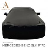 Mercedes-Benz SLK R170 Outdoor Cover - Mirror Pockets - Black