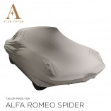 Alfa Romeo Spider Stuttgart Outdoor Car-Cover