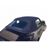 Porsche 993 hood - PVC rear window 1994-1998