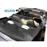 Installation manual Aston Martin DB7 Volante wind deflector