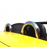 Fiat Barchetta Wind Deflector for Anti Roll Bar 1995-2005