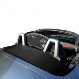 BMW Z4 E85 Wind Deflector with Bracket System- Black 2003-2011