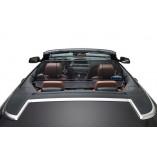 BMW 6 Series F12 Aluminium Wind Deflector - Black 2011-2018